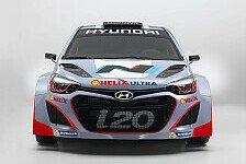 WRC - Sordo: Vier Asphalt-Rallyes fix