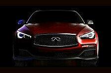 Auto - Inspiriert durch die Formel 1: Infiniti stellt neues Konzeptfahrzeug vor