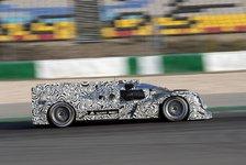 WEC - Mark Webber absolviert erste Testfahrten: Offiziell: Porsche mit vier Zylindern