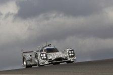 WEC - Webbers erster Porsche-Test