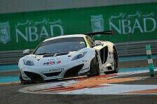 Mehr Sportwagen - Saisonbeginn in der W�ste: MRS ist startklar f�r 2014