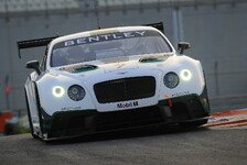 Mehr Sportwagen - Zw�lfst�ndiger Einstand am Golf: Video - Im Detail: Der Bentley Continental GT3