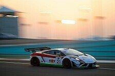 Mehr Sportwagen - 12 Stunden von Abu Dhabi