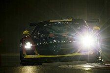 Mehr Sportwagen - Porsche und Ferrari in Lauerstellung: Proben in Dubai: Black Falcon am z�gigsten