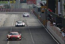 Sportwagen - FIA GT Weltcup Macau - Ratel steigt ein