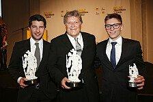 ADAC Motorsport - Gro�e Momente, strahlende Sieger und erfolgreiche Motorsportler: ADAC SportGala beschlie�t glanzvoll das Jahr 2013