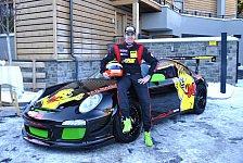VLN - Start auch beim 24-Stunden-Rennen: Norbert Siedler startet f�r Haribo Racing
