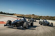 Mehr Motorsport - Oben ohne in Spanien: Motorsport-Magazin.com auf Tour: Formel BMW fahren