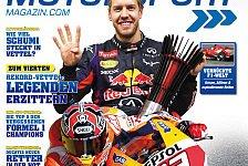 Formel 1 - Vettel vs. Schumi: Jetzt im Handel: Motorsport-Magazin #34