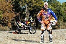 Dakar - Unterst�tzung f�r Coma: Statt Caselli: Villadoms vierter KTM-Pilot