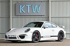 Auto - Bilder: 991 Carrera S nach Doppelkur bei KTW Tuning