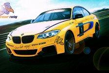 VLN - Ein tolles Rennauto: Roadrunner Racing setzt BMW M235i Racing ein