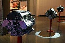Formel 1 - Bilder: Ferrari pr�sentiert den neuen Motor