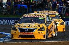 Mehr Sportwagen - Zwei Nissan-Coup�s, viele Frischlinge: V8-Pilot Moffat Nissan-Frontmann in Dubai