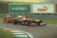 Formel 1 - Vollgas-Weihnachtsmann: Video - Warum der Weihnachtsmann so schnell ist...