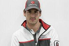 Formel 1 - H�chste Startnummer = Maximum: Adrian Sutil: Ich bin bereit