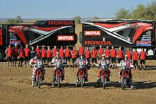 Dakar - Auf dem Weg zum ultimativen Ziel: Honda mit erfolgreicher Neuentwicklung am Start