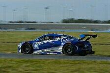 USCC - GTD-Version des Audi R8 LMS feiert Renndeb�t : 24 Stunden Daytona mit vier Audi-Kundenteams