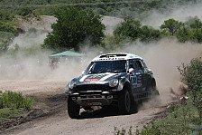 Dakar - Sainz im Buggy knapp geschlagen: Peterhansel dominiert auf der zweiten Etappe