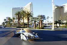 Formel E - Video: eRace in Las Vegas: Virtuelles Rennen um eine Million Dollar