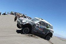 Dakar - Dakar 2014 - 2. Etappe