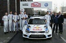 WRC - Keine �berheblichkeit oder Nachl�ssigkeit: VW startet Projekt Titelverteidigung