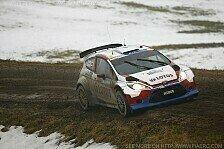 WRC - Neuland in Monte Carlo: Kubica bleibt auf dem Boden
