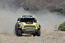 Dakar - Dakar 2014 - 3. Etappe