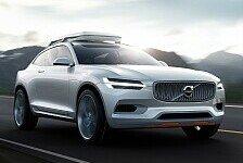 Auto - Volvo Concept XC Coupé