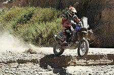 Dakar - Eine gigantische Aufholjagd: Bester Tag f�r Speedbrain