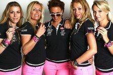 Mehr Sportwagen - 5 Engel f�r Schubert: Video - Dubai: F�nf Racing-M�dels am Start!