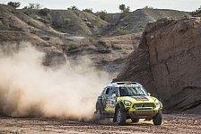 Dakar - Roma erzielt zweiten Tagessieg: Etappensieg und F�hrung f�r Roma