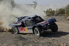Dakar - Schneller als die MINI-Armada: Zweiter Tagessieg f�r Sainz