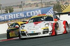 Mehr Sportwagen - Technikdefekt bringt Asch um den Sieg: Sebastian Asch muss in Dubai aufgeben