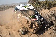 Dakar - Schlusssprint der beiden Stars: Peterhansel triumphiert vor Al-Attiyah