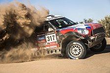 Dakar - Dakar 2014 - 5. Etappe