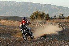 Dakar - Ride smart, not hard: Israel Esquerre bester Privatfahrer im Feld