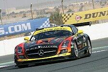 Mehr Sportwagen - Dubai: Black Falcon im Warm-Up vorne