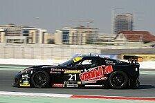 Mehr Sportwagen - V8-Brummer vor Mercedes und Porsche: Dubai: Corvette mit �berraschender Pole