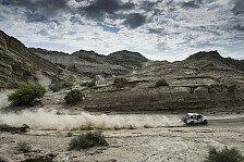 Dakar - Sand im Getriebe: De Villiers gewinnt einen Platz