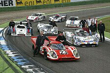 24 h Le Mans - Porsche-Legenden in Hockenheim