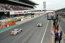 Sportwagen - Dubai: Erste Bestzeit für Ram Racing