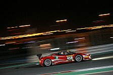 VLN - Starke Leistung von GT Corse: Dubai: VLN-Teams in der W�ste ohne Gl�ck