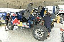 Dakar - Dakar 2014 - Ruhetag