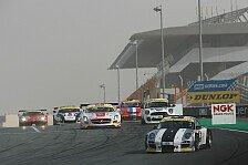 Mehr Sportwagen - H�hen und Tiefen am Persischen Golf : Dubai: Attempto Racing bei�t sich durch