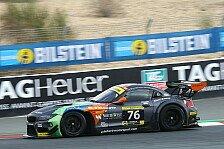 Mehr Sportwagen - Zwei Kollisionen in Dubai: Dirk Werner vor Daytona: Extrem hart