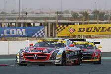 Mehr Sportwagen - Platz zwei f�r M�nnich Motorsport, Black Falcon Dritter: Dubai: Zwei Podiumspl�tze f�r Mercedes