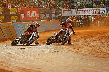 MotoGP - Motorrad-Elite konkurriert bei Superprestigio Dirt Track-Event in Barcelona : MotoGP-Stars beim Superprestigio