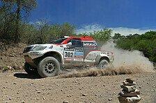 Dakar - Dakar 2014 - 7. Etappe