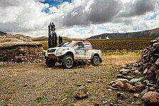 Dakar - Zeit hinter Vasilyev verloren: De Villiers auf Mini-Piloten sauer